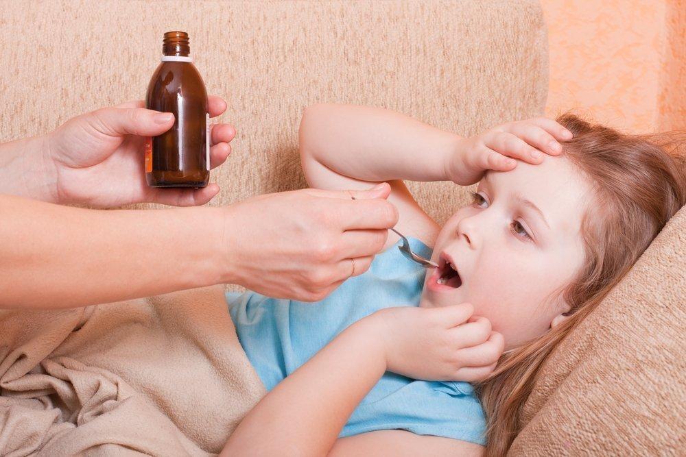 Назначение лекарств детям