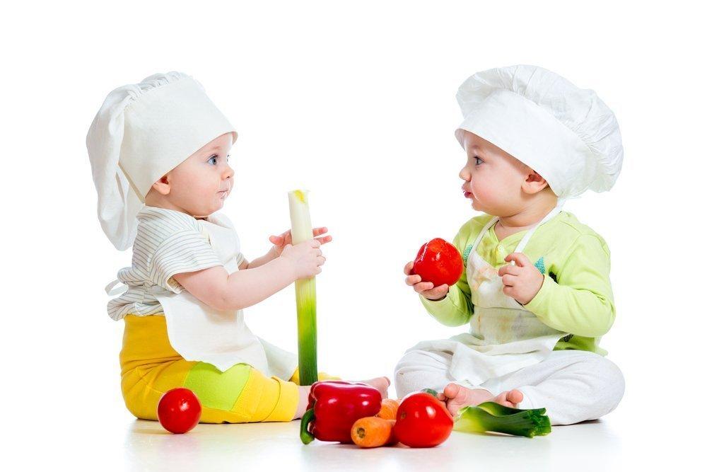 Сбалансированное питание ребенка
