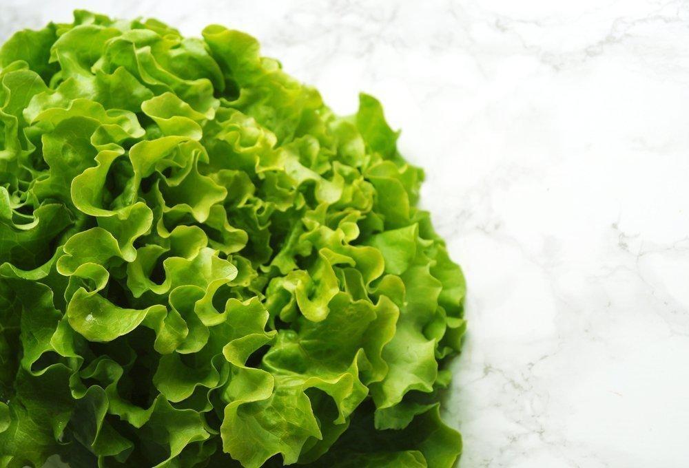 Зелень появляется в питании ребенка