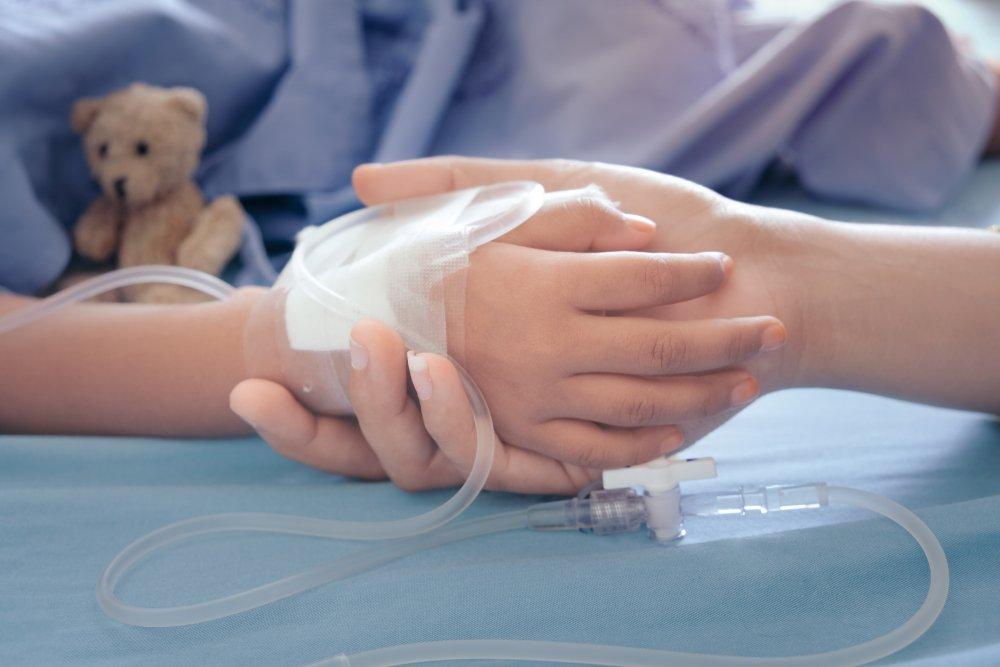 Как лечить «кишечный грипп» у ребенка?