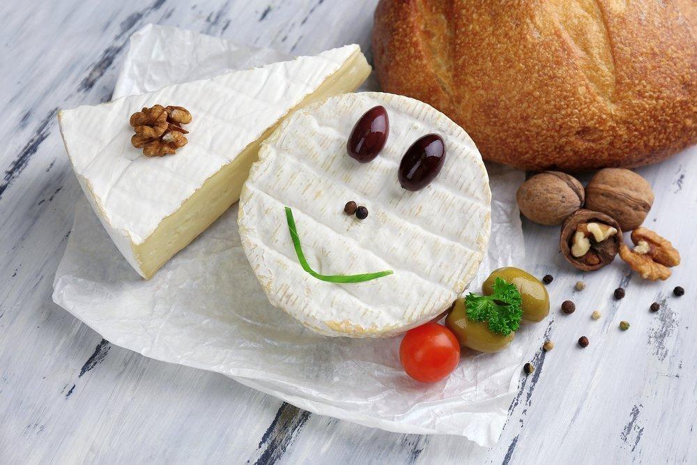 Сыр в качестве декора любимых блюд