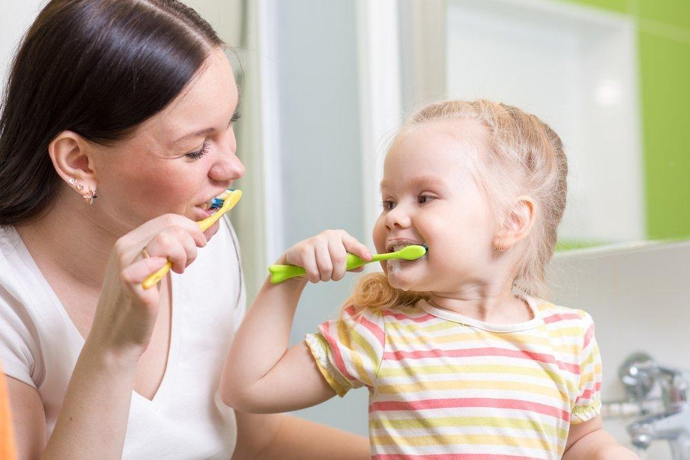 Зубные пасты с различными включениями