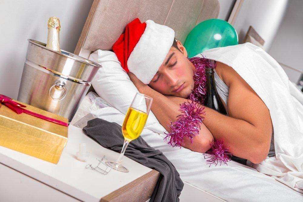 Праздничный алкоголь