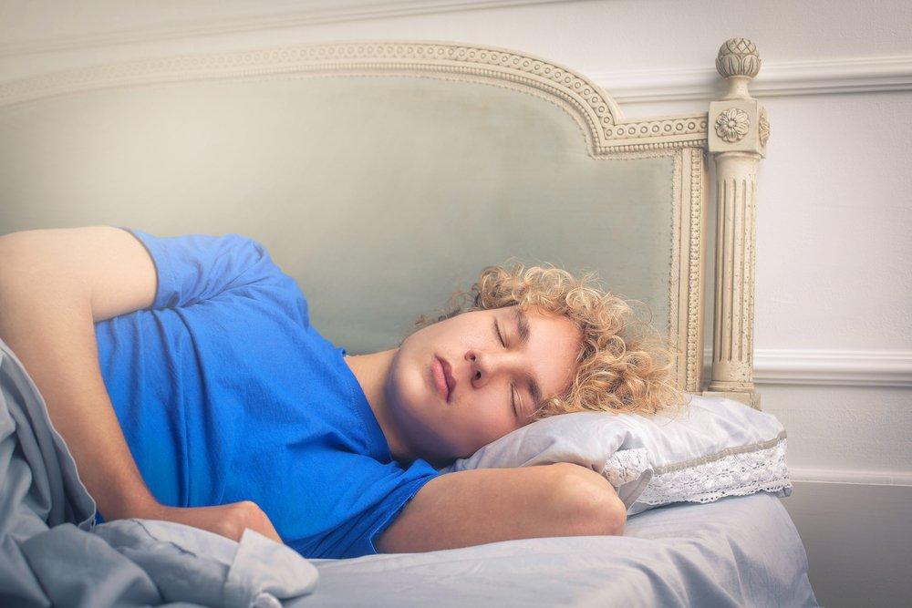 Правильная температура воздуха в спальне