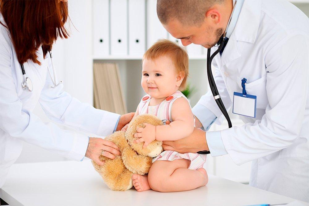 Лечение лямблиоза у ребенка
