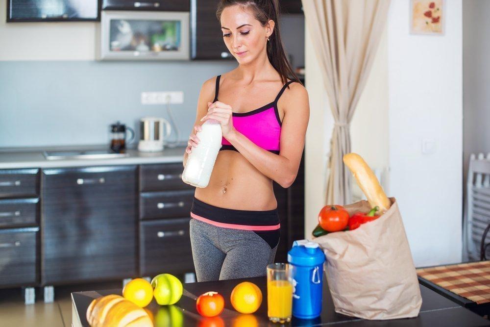 Результативность и питание