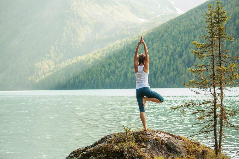 Чем полезна хатха-йога?