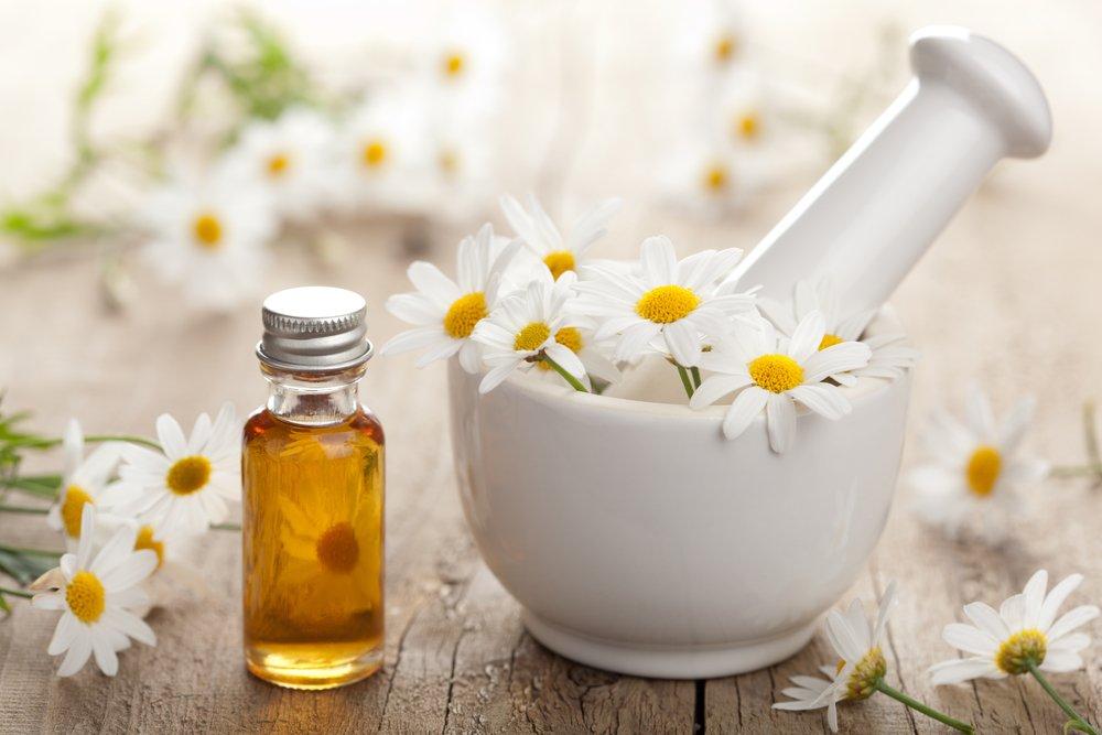Ароматные масла для кожи