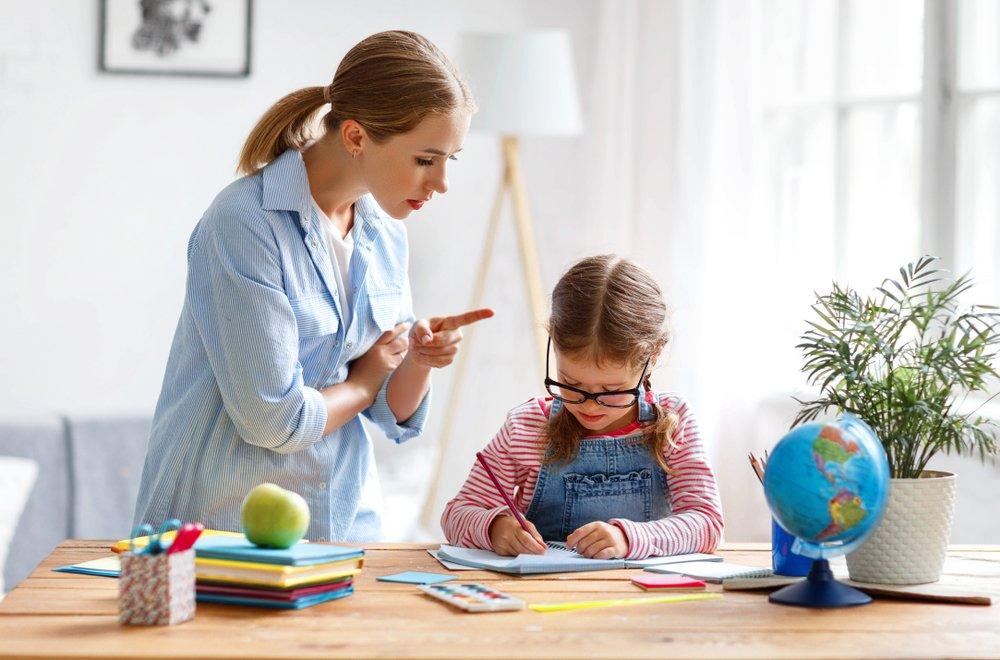 Ребенок перегружен занятиями
