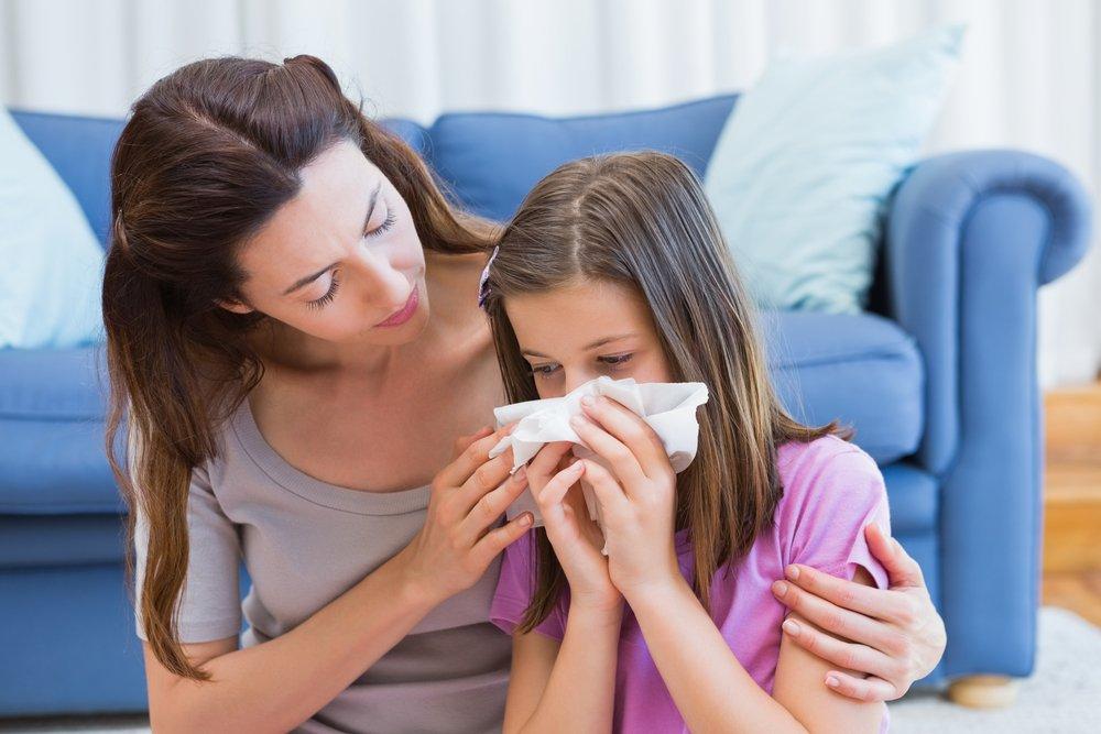 Миф №5: Аллергены имеют свойство накапливаться в организме ребенка!