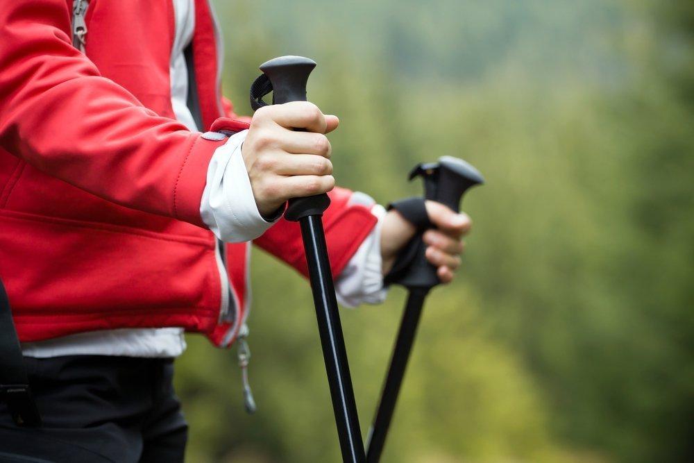 Скандинавская ходьба с палками: выбор экипировки