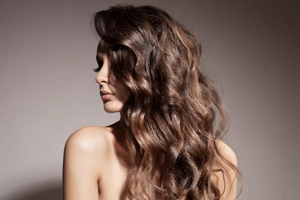 Густые и шелковистые волосы итальянок