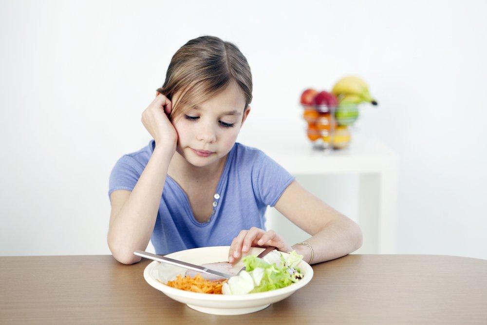 Изменения в питании подростков: начало