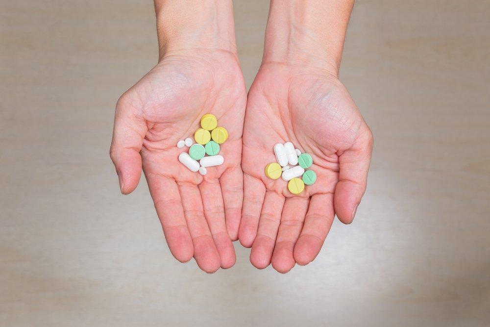 Комбинированные препараты против боли