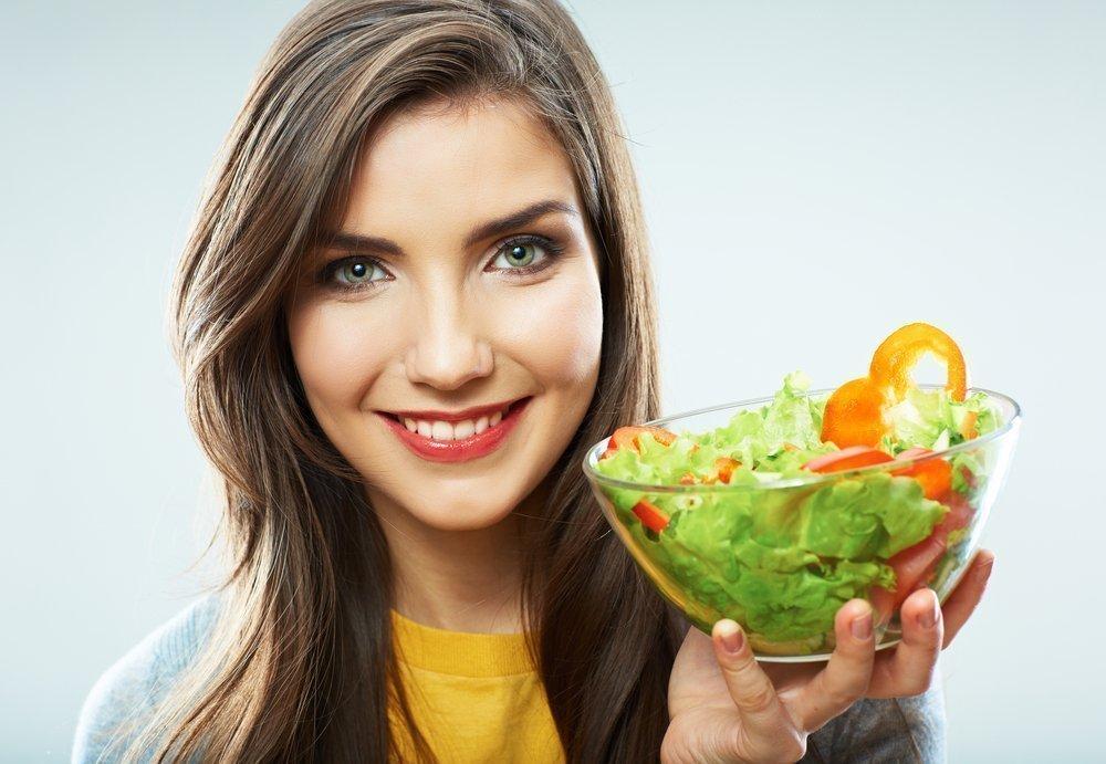 Правильное питание и сжигание жира