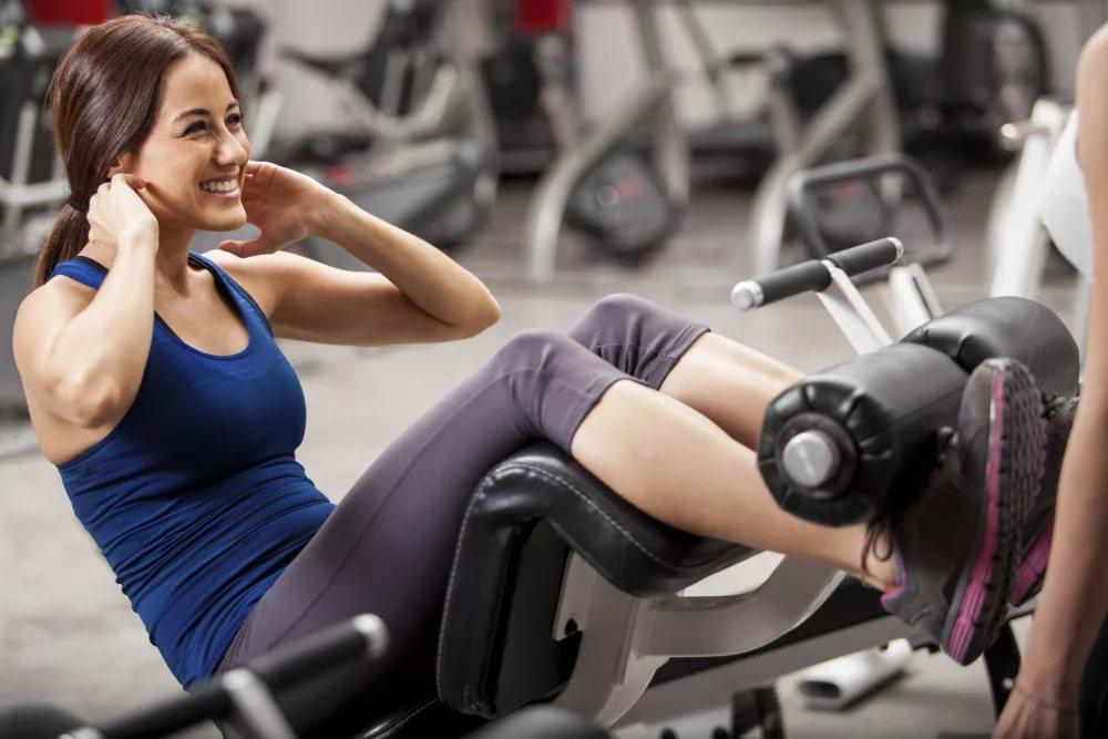 Преимущества занятий фитнесом на тренажерах