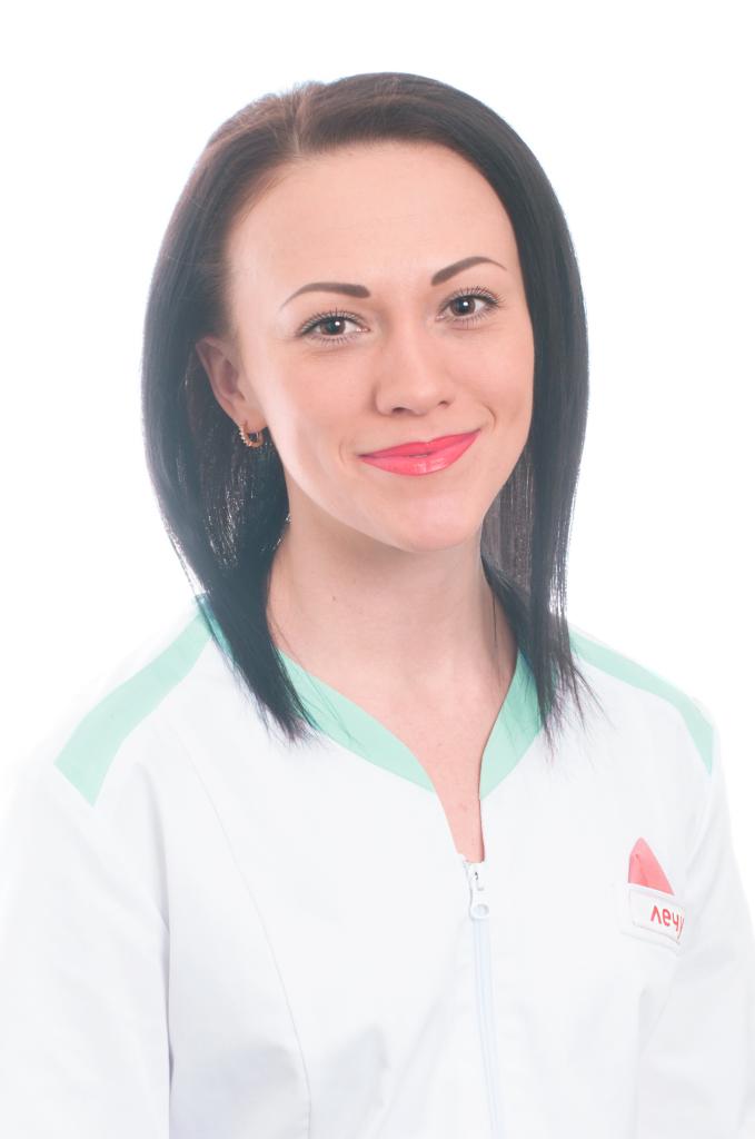 Сабанова Наталья Валерьевна, врач акушер-гинеколог сети медицинских центров ЛЕЧУ