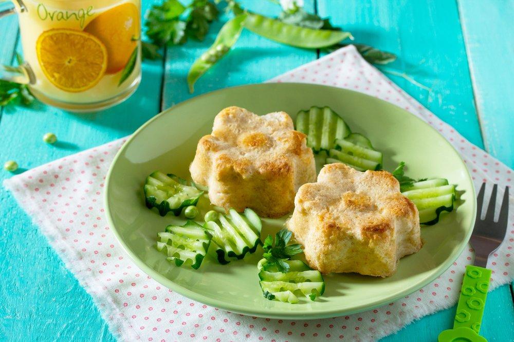Суфле с сыром и овощами: простой рецепт