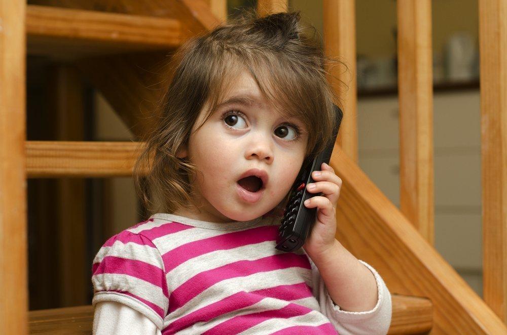В каком возрасте у ребенка должен появиться свой телефон?