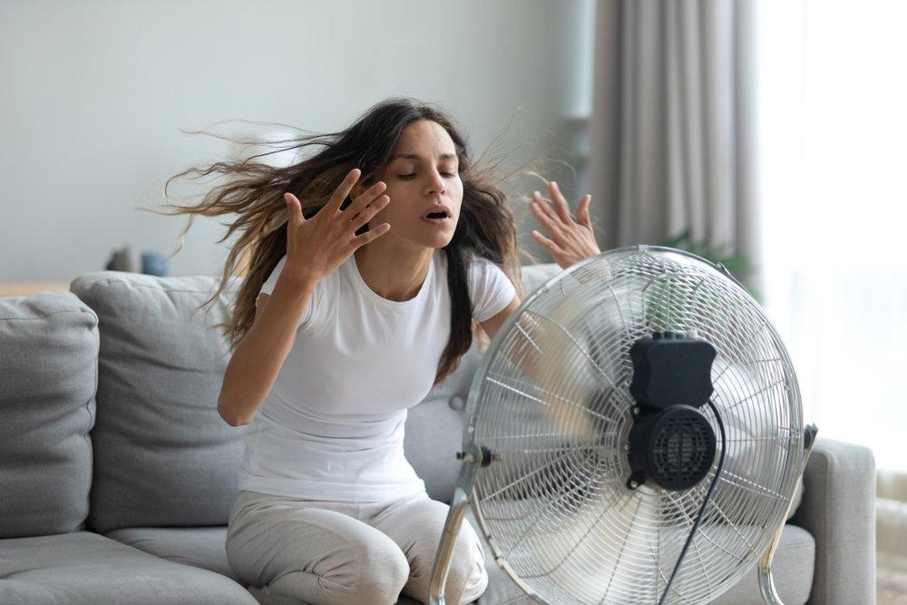 6. Обзаведитесь личным вентилятором