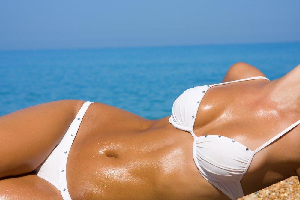 Как влияет на кожу естественный загар?