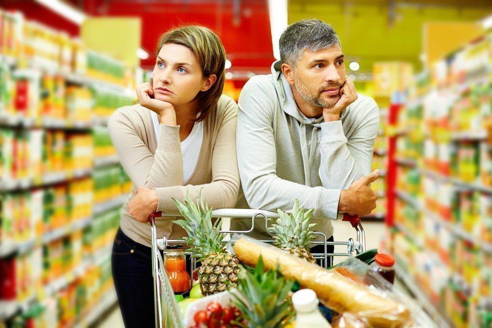 хлопковая футболка муж не покупает продукты в дом серия термобелья изготовлена