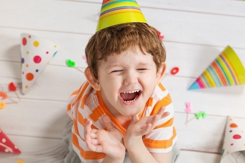 Причины детской истерики