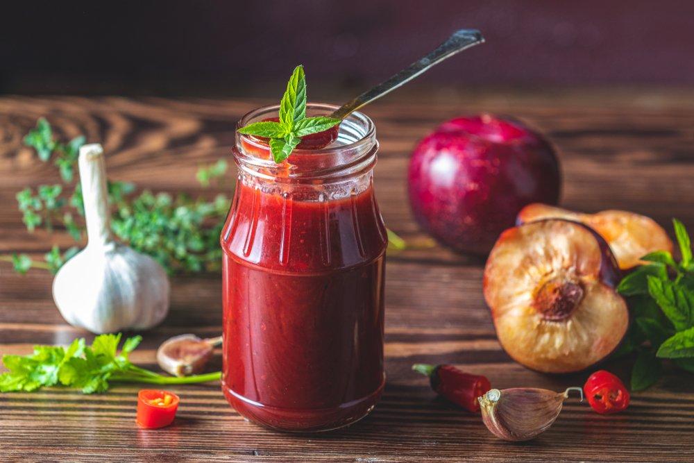 Рецепт абхазкой аджики из острого перца