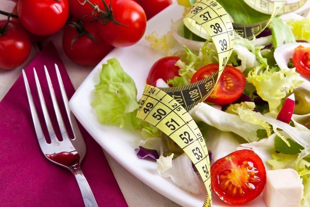 ожирение диета стол 8