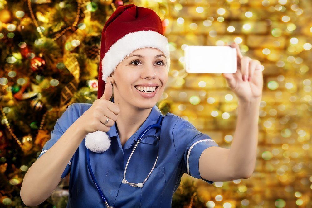 Миф о празднующих врачах