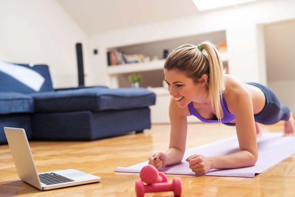 Физнагрузки Для Похудения Дома. Упражнения для быстрого похудения в домашних условиях