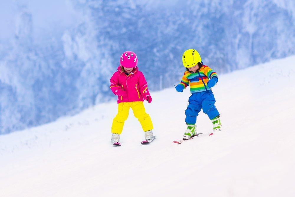 Польза занятий фитнесом с использованием лыж