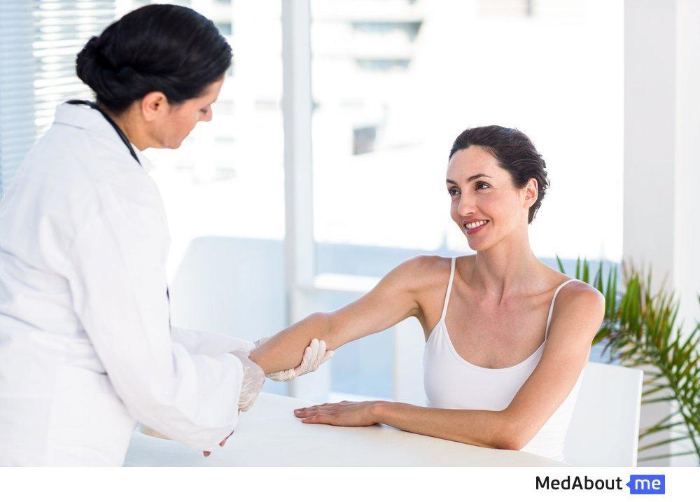 Анальный зуд и дерматологические болезни