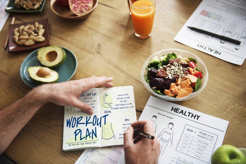 Совет 2: Ведите пищевой дневник