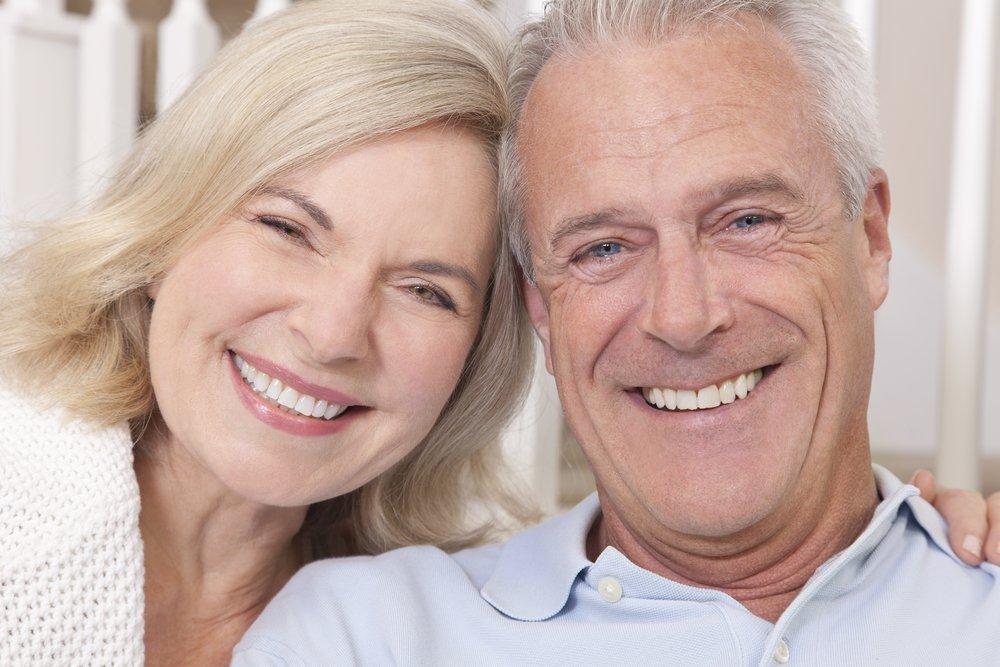 Наслаждаться жизнью в процессе старения
