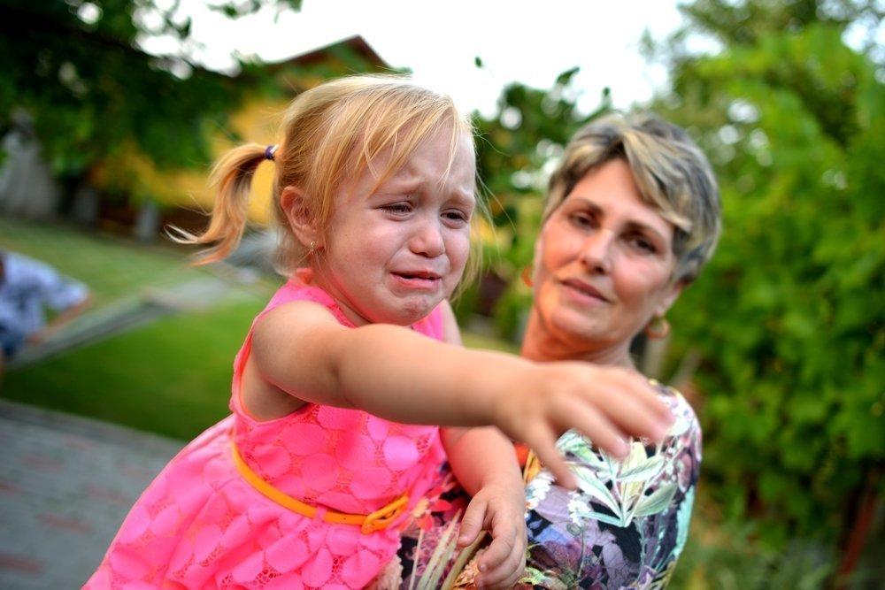 Почему дети ноют: психология младшего дошкольного возраста