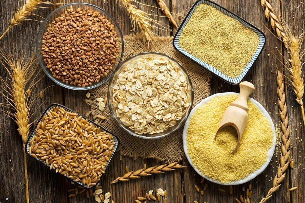 Крупы и бобовые как источники клетчатки в питании