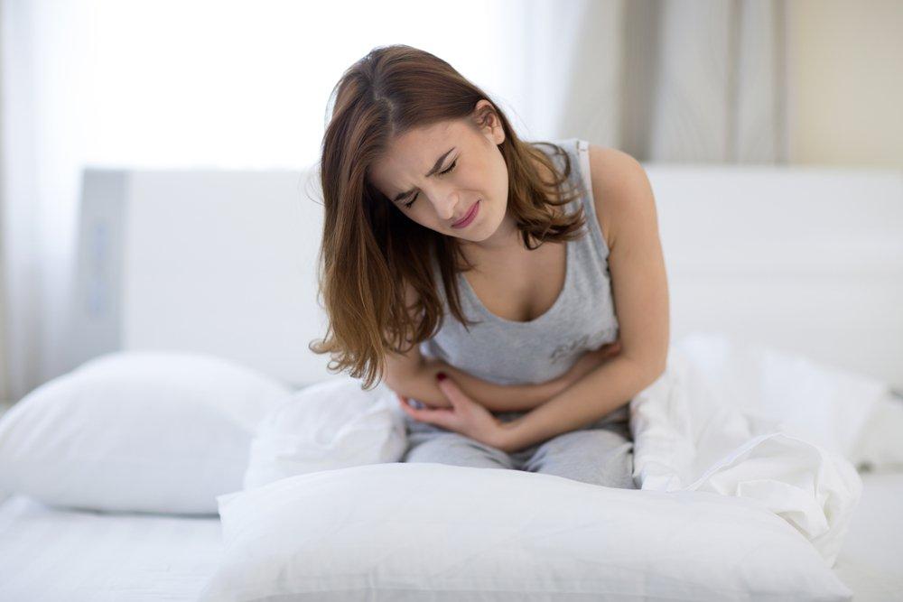 Неправильное питание как одна из причин появления сильных болей
