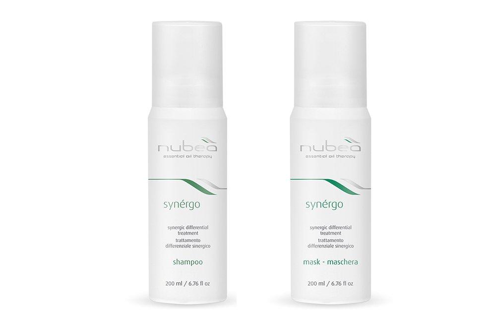 Программа для сохранения здоровья кожи головы и волос «Синерго»