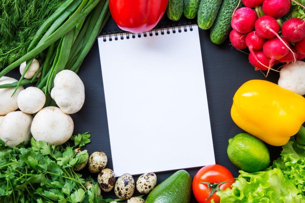На что обратить внимание при составлении меню?