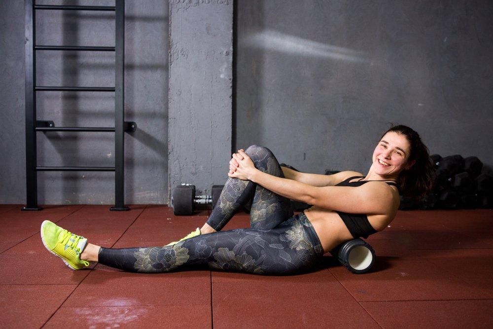 Упражнение первое: развиваем гибкость позвоночника