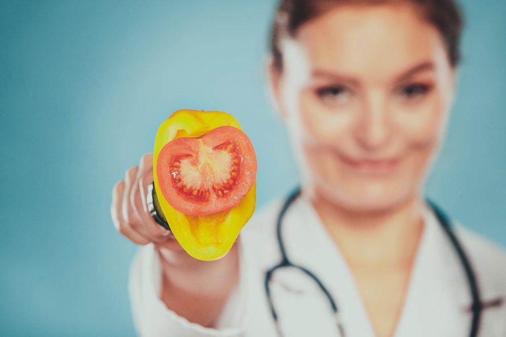 Питание как один из компонентов лечения
