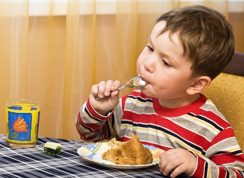 Запеканки в питании малыша: правила приготовления