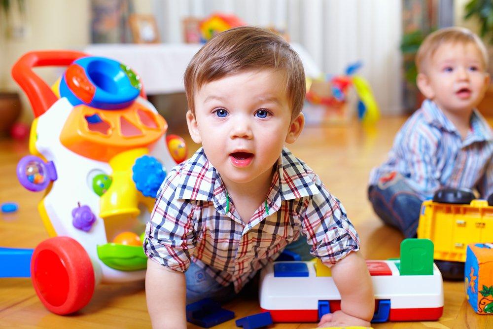 Навыки малышей в периоде раннего детства
