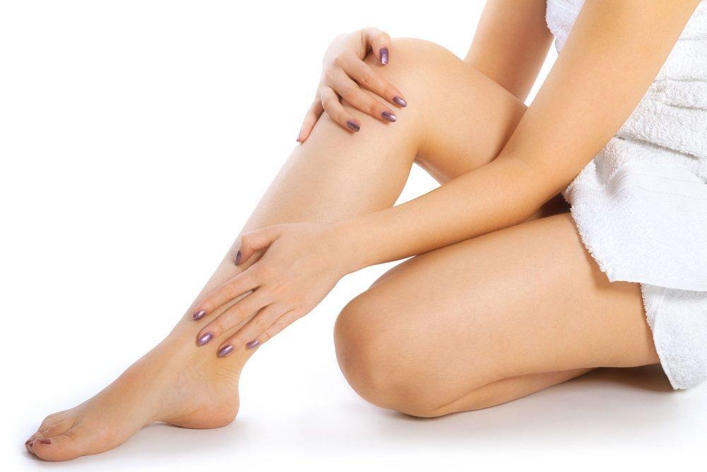 Какой крем можно включить в уход за ногами?