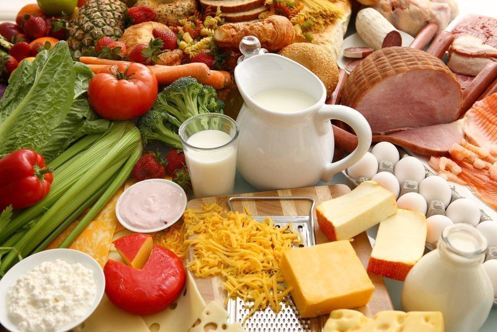Ферментированные продукты питания
