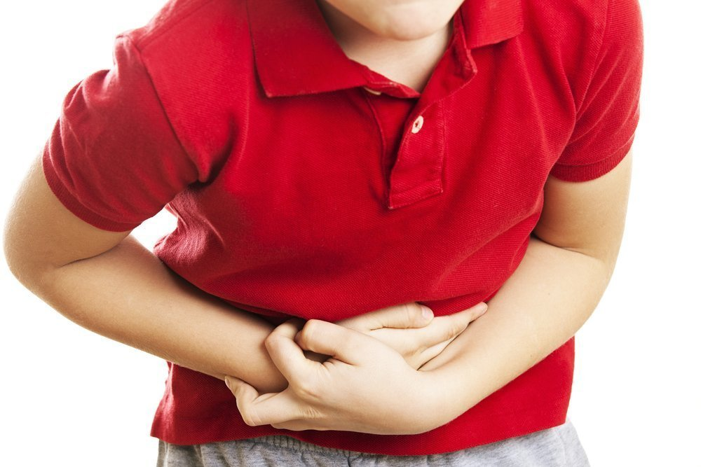 Проявления аллергии со стороны пищеварения