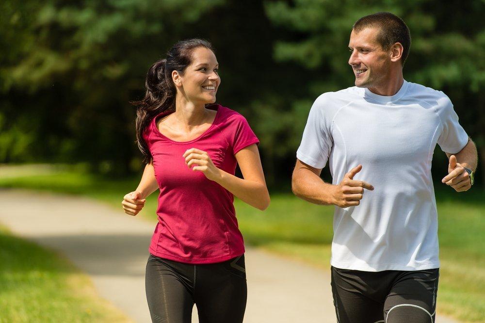 Бег как профилактика заболеваний