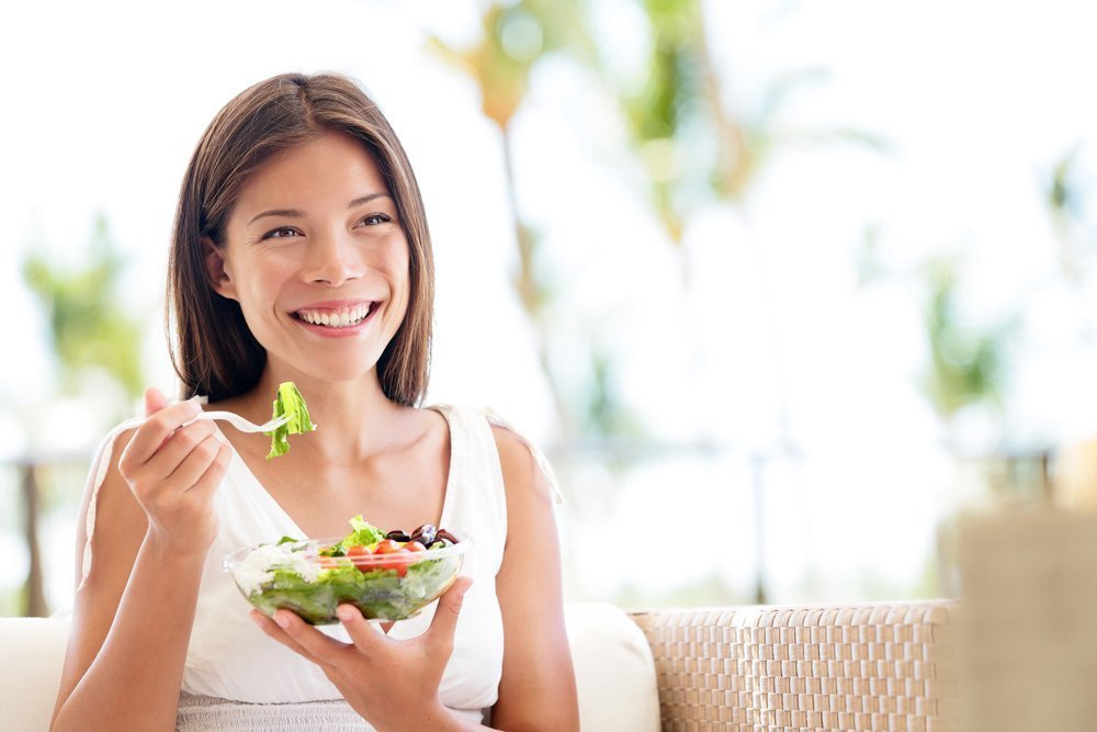 Похудение на интересной диете