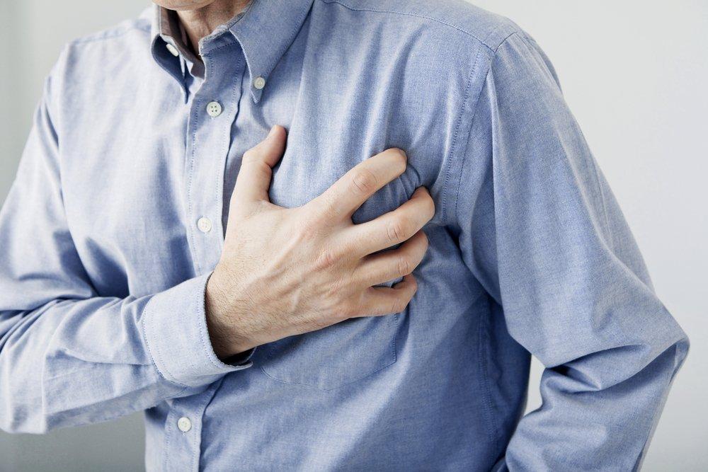 Клиническая картина инфаркта миокарда